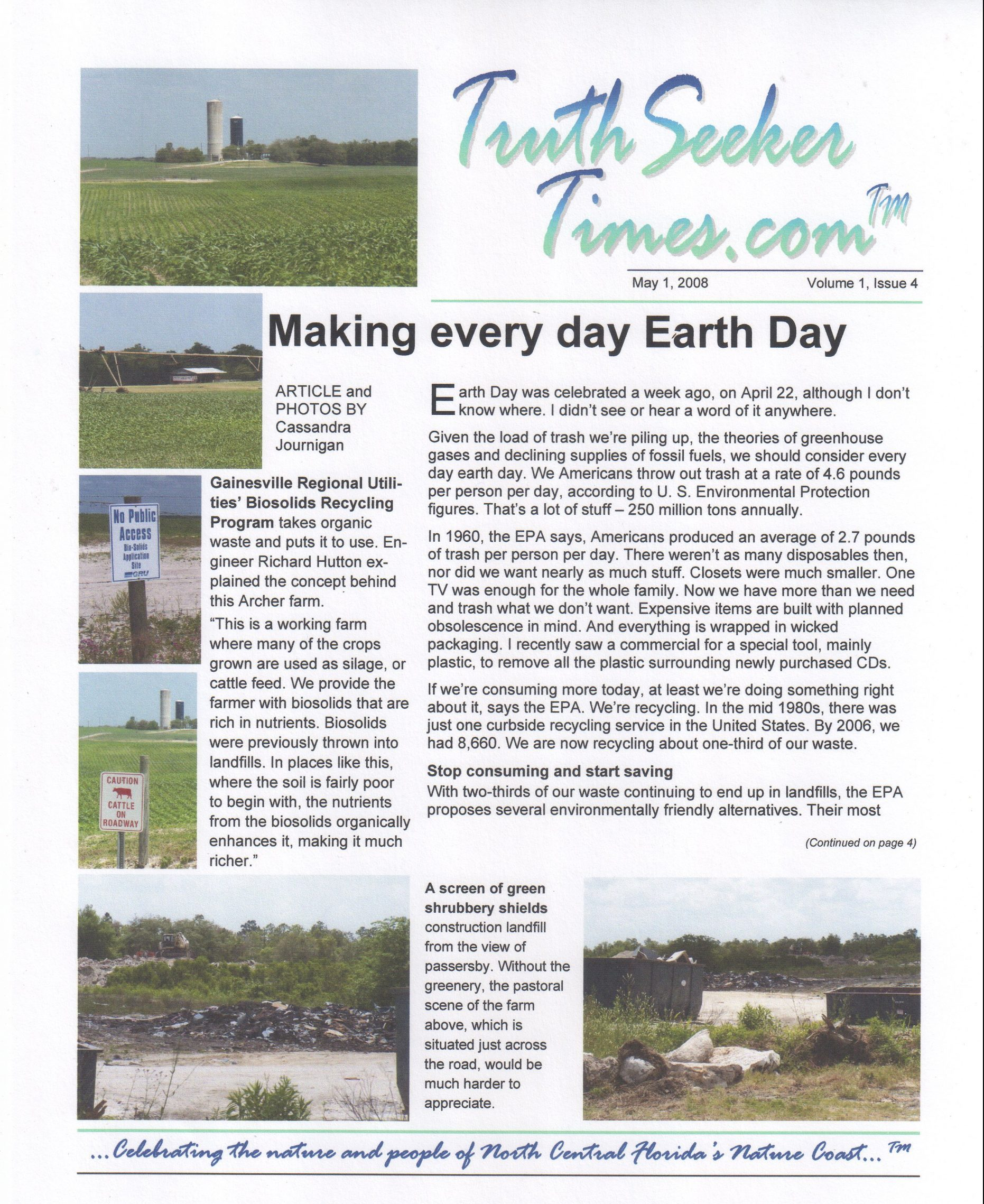 TST newsletter link