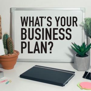 Simplified business plan